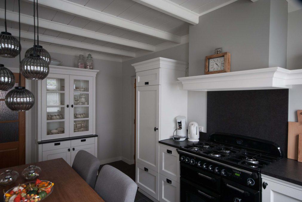 Landelijke stijl keuken
